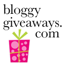 Bloggy Giveaway