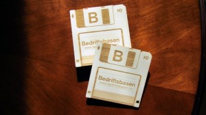 Laser Cut Floppy Disks 2