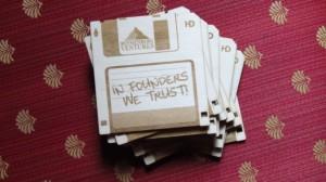 Laser Cut Floppy Disks 3